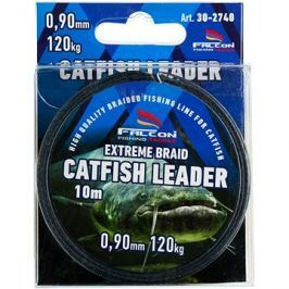 Falcon Catfish Leader Extreme Braid 0,90mm 120kg 10m
