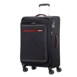 American Tourister Airbeat Spinner 68 EXP Universe Black