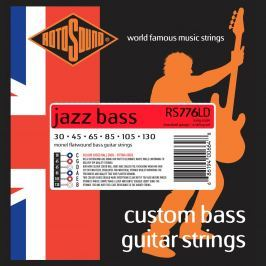 Rotosound RS776LD 6-strings Jazz Bass Set 30-130